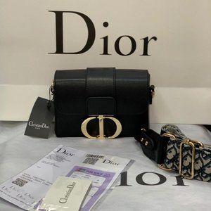 dior bag black